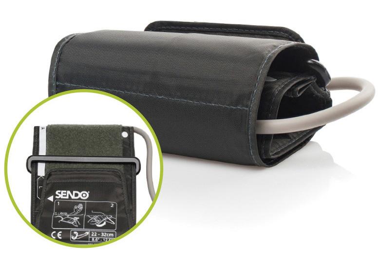 SENDO Advance 3 апарат за измерване на кръвно налягане..